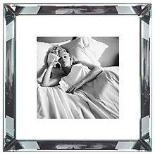 Buy Brookpace, The Manhattan Collection - Marilyn Monroe Bed Framed Print, 46 x 46cm Online at johnlewis.com