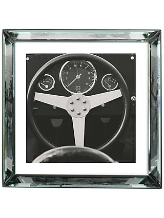 Brookpace, The Manhattan Collection - 1959 Porsche Framed Print, 57 x 57cm