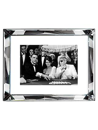 Brookpace, The Manhattan Collection - Thunderball Casino Framed Print, 67 x 87cm