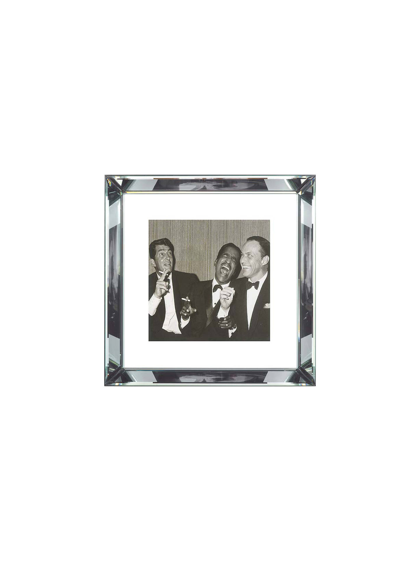 Brookpace The Manhattan Collection The Rat Pack Framed Print 46