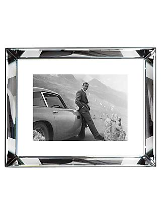 Brookpace, The Manhattan Collection - James Bond Aston Martin Framed Print, 67 x 87cm