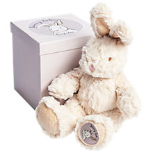 Buy Ragtales Baby Bo Rabbit in a Box Online at johnlewis.com