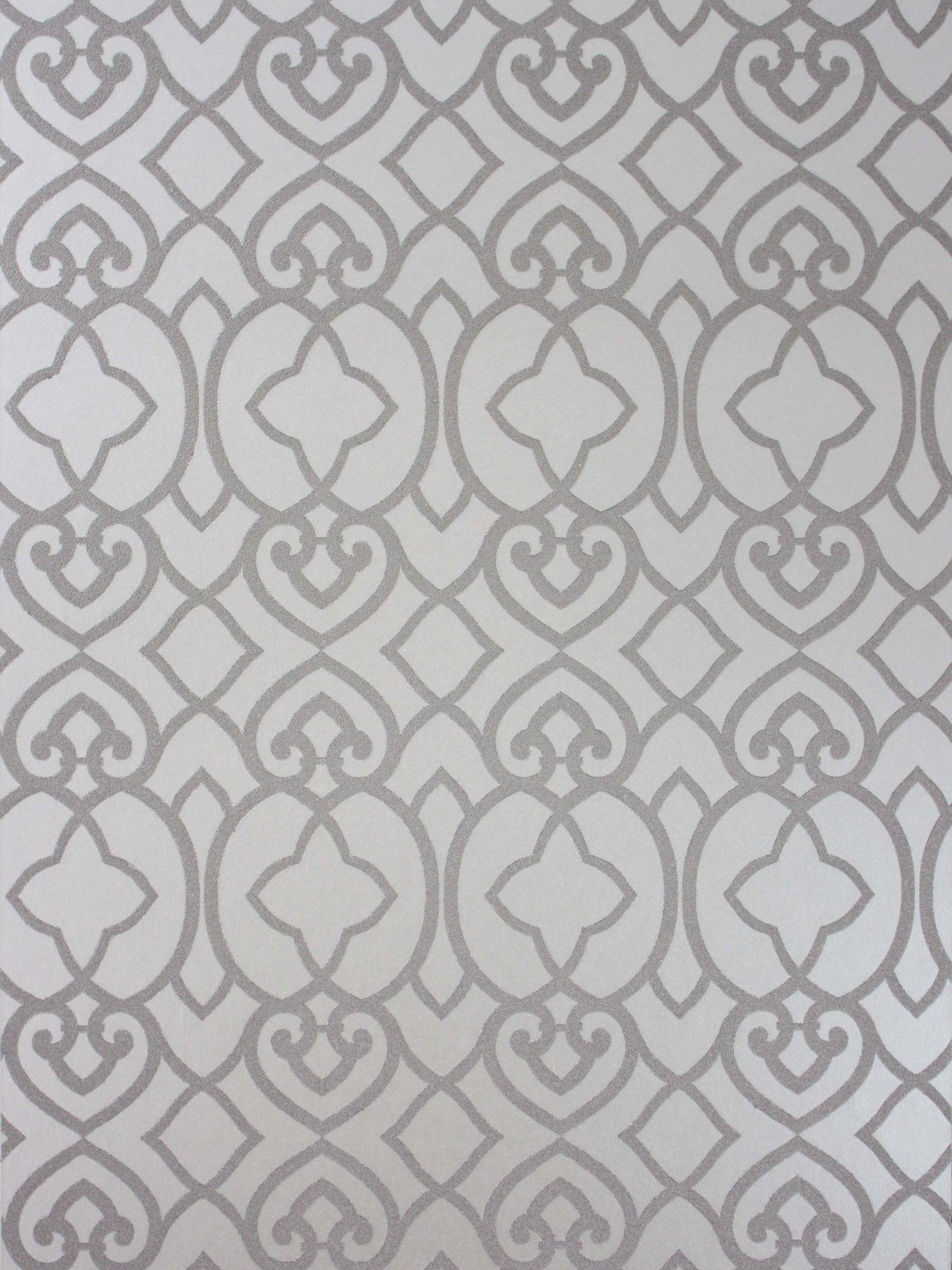 Matthew Williamson Matthew Williamson Imperial Lattice Wallpaper