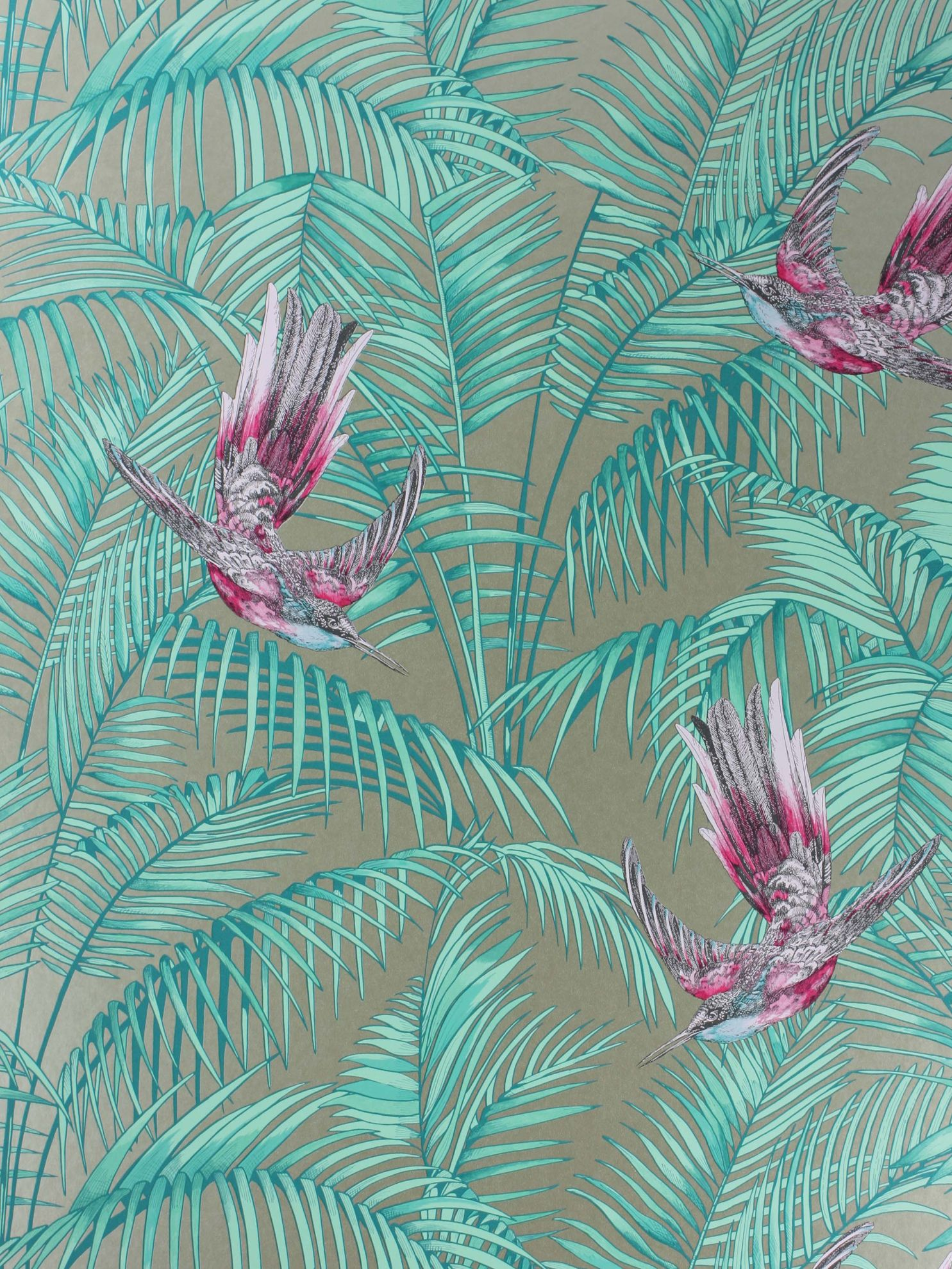 Matthew Williamson Matthew Williamson Sunbird Wallpaper