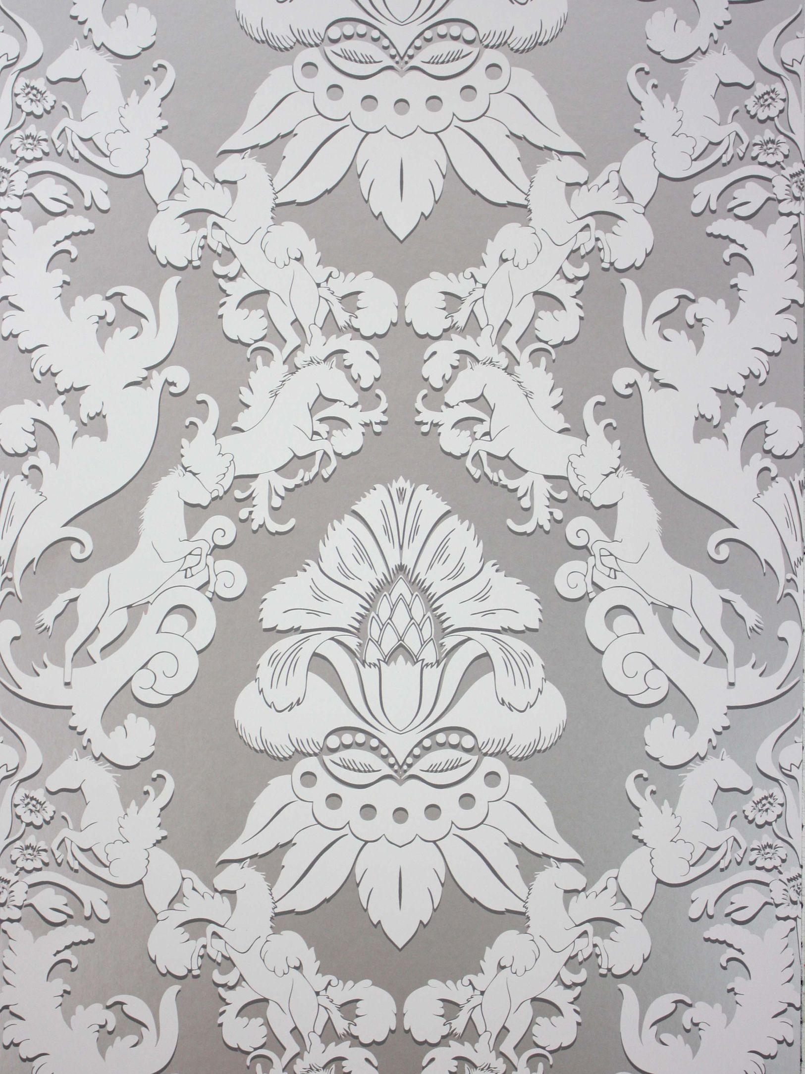 Matthew Williamson Matthew Williamson Pegasus Wallpaper