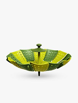 Joseph Joseph Lotus Steamer Plus, Green