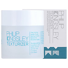 Buy Philip Kingsley Texturizer Styling Paste, 75ml Online at johnlewis.com