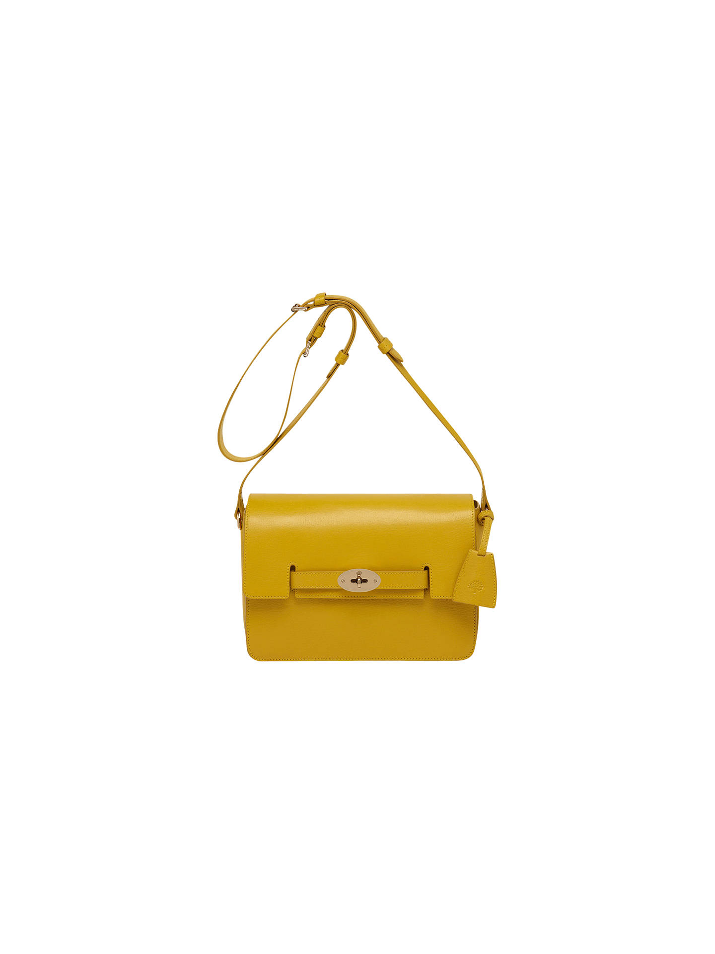 ... release date buymulberry bayswater leather shoulder handbag golden  yellow online at johnlewis 0896f 48315 5cfff59602e7a