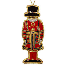 Buy Tinker Tailor Tourism Beefeater Hanging Decoration Online at johnlewis.com