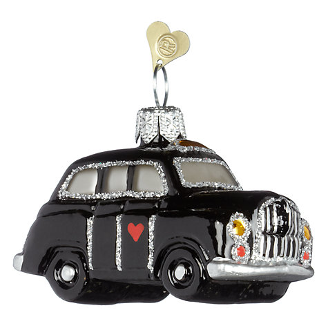 Buy Bombki Tourism Little London Taxi Glass Hanging