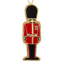 Buy Tinker Tailor Tourism Solider Tree Decoration Online at johnlewis.com
