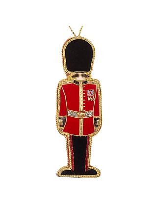 Tinker Tailor Tourism Solider Tree Decoration