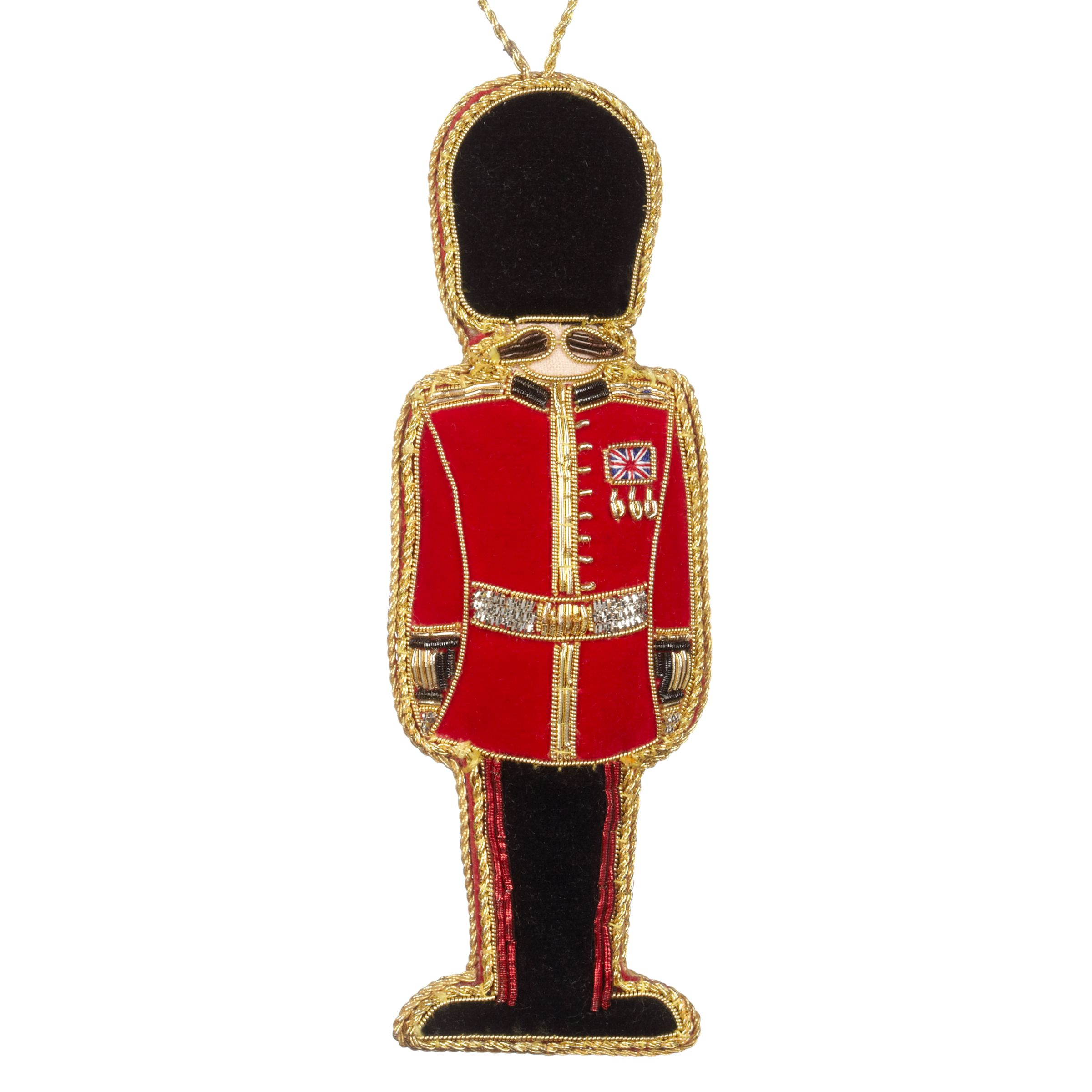 Tinker Tailor Tinker Tailor Tourism Solider Tree Decoration