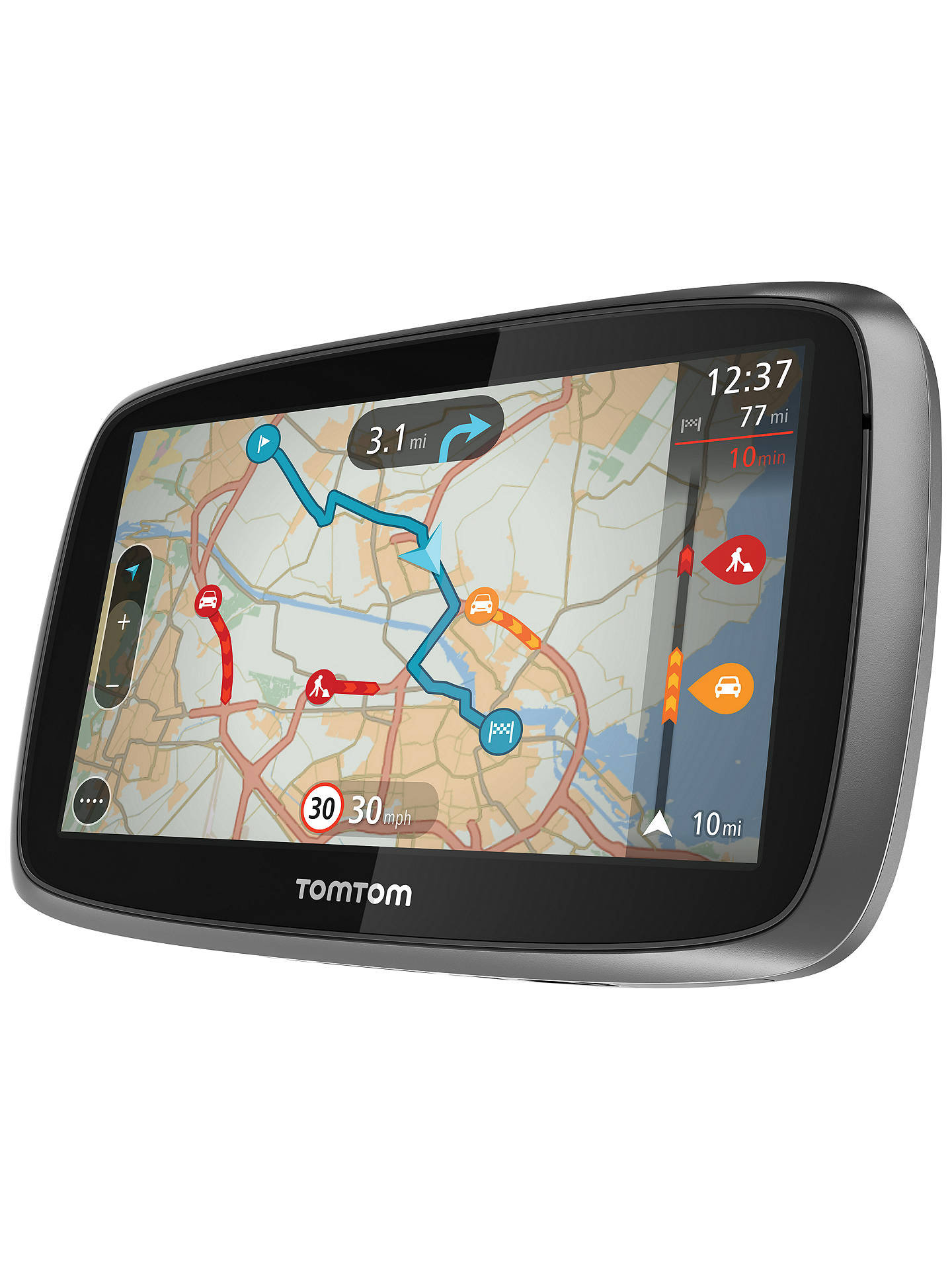 TomTom GO 5000 GPS Navigation System, Europe Maps at John