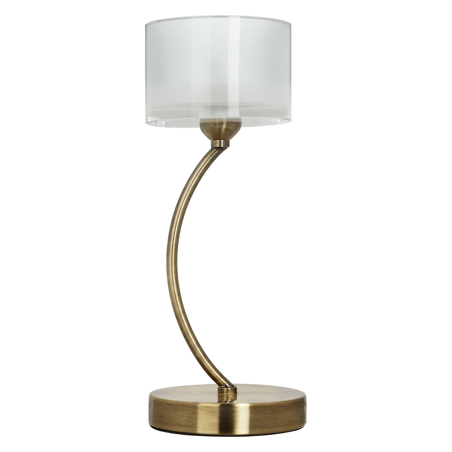 John lewis paige 3 stage touch table lamp at john lewis buyjohn lewis paige 3 stage touch table lamp antique brass online at johnlewis aloadofball Image collections