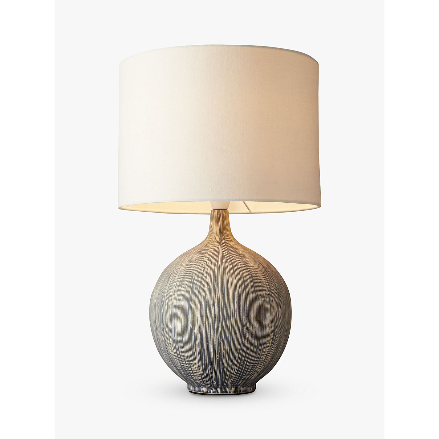 Wonderful ... Buy John Lewis Ebony Table Lamp Online At Johnlewis.com
