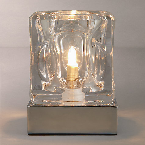 Buy John Lewis Cuboid Touch Table Lamp Online at johnlewis.com