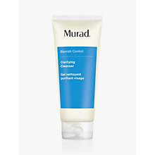 Buy Murad Clarifying Cleanser, 200ml Online at johnlewis.com
