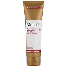 Buy Murad Water Resistant Sunscreen Broad Spectrum SPF30  PA+++, 125ml Online at johnlewis.com