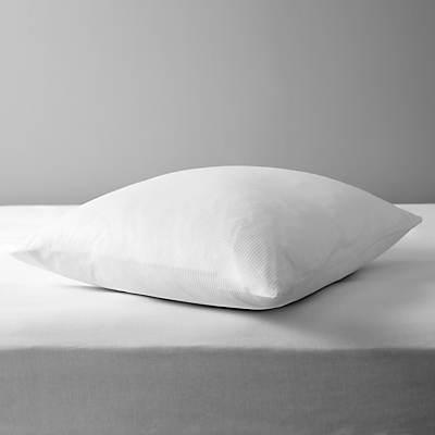John Lewis Natural Cotton Square Pillow Liners, Pair