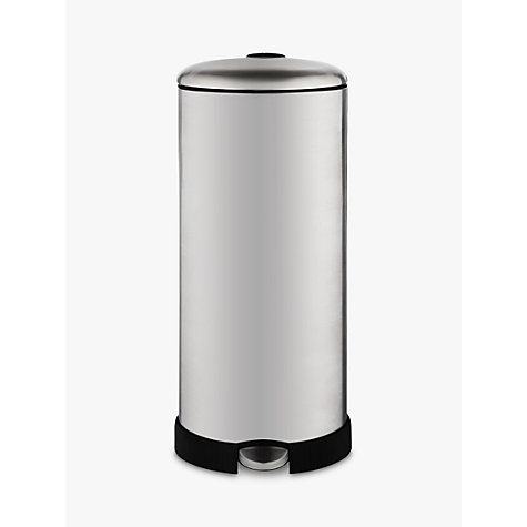 White Kitchen Bin kitchen bins | kitchen waste bins | john lewis