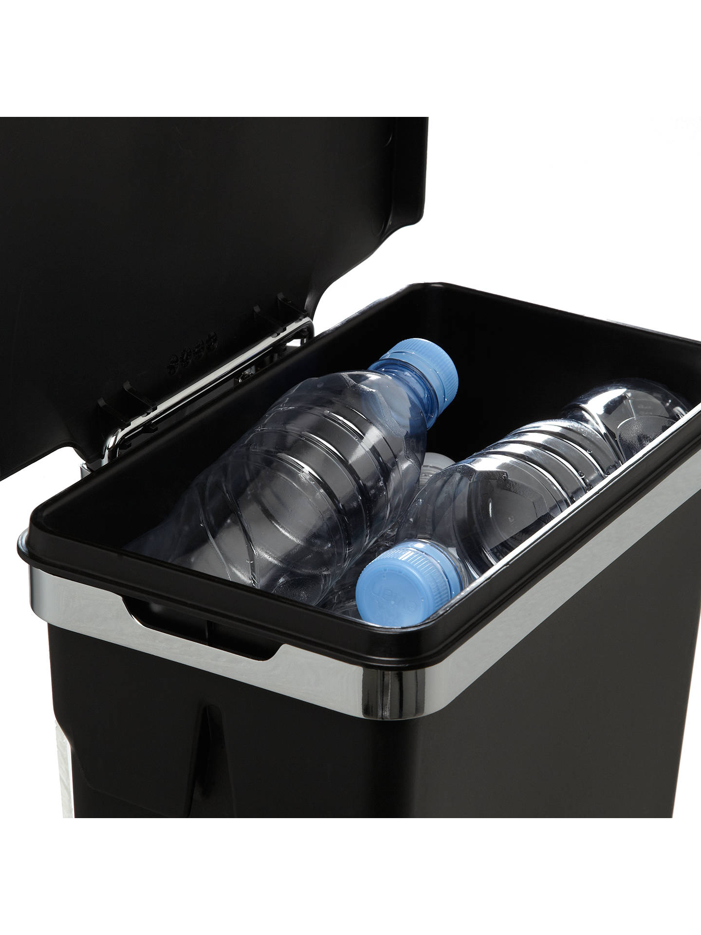 Buysimplehuman In Cabinet Bin, 10L Online at johnlewis.com