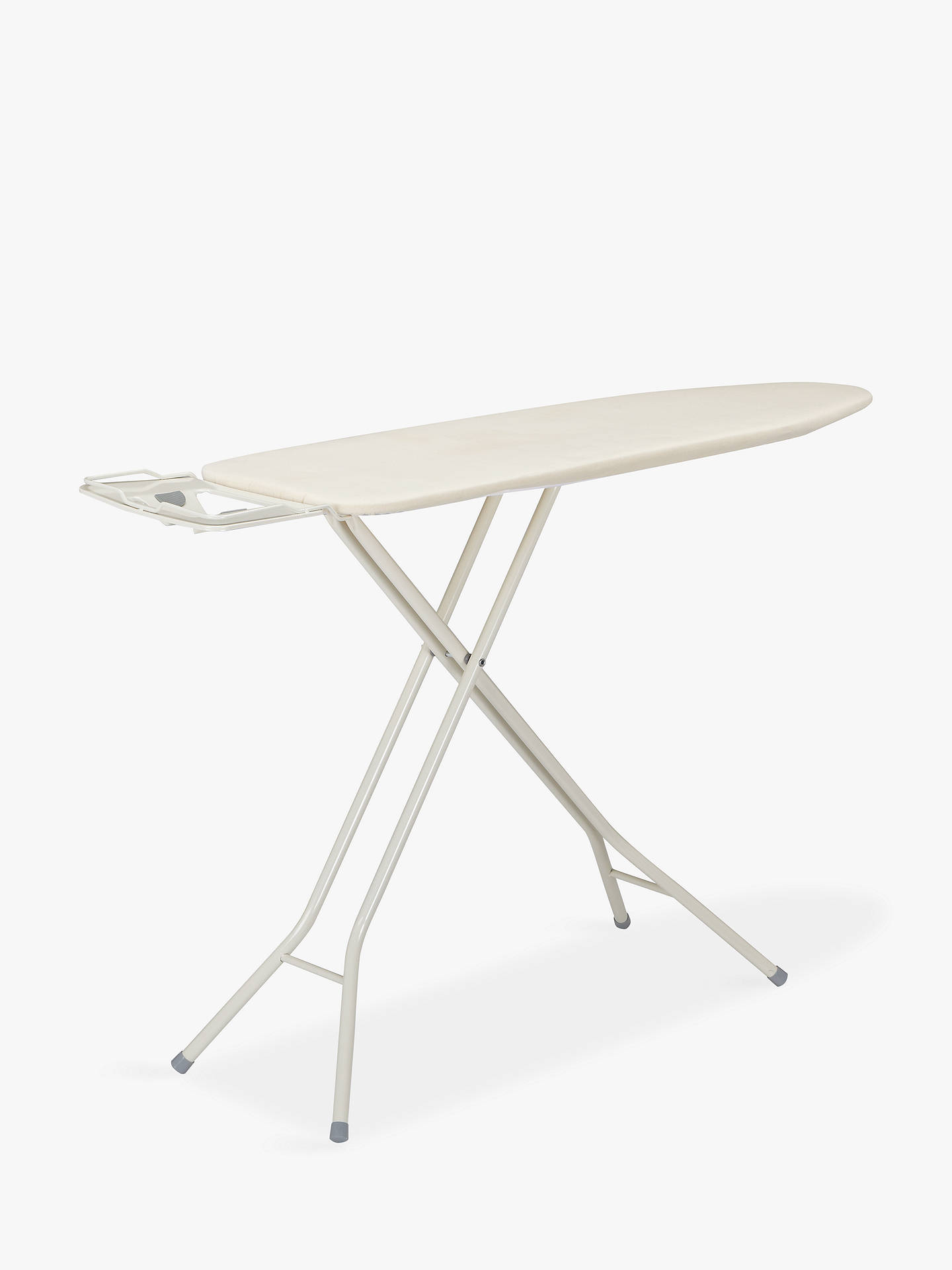 caeaa7402f46 Buy John Lewis & Partners Buxton Ironing Board, L122 x W38cm Online at  johnlewis.