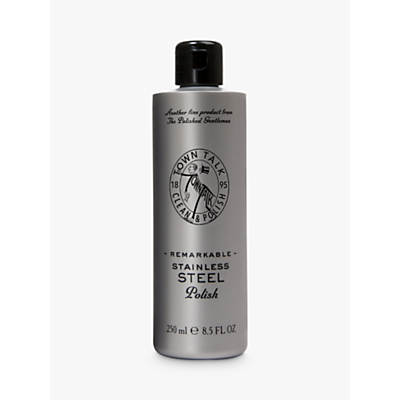 Town Talk Remarkable Stainless Steel Polish, 250ml