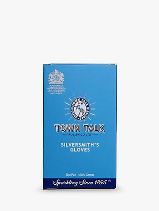 Town Talk Luxury Silversmith's Gloves