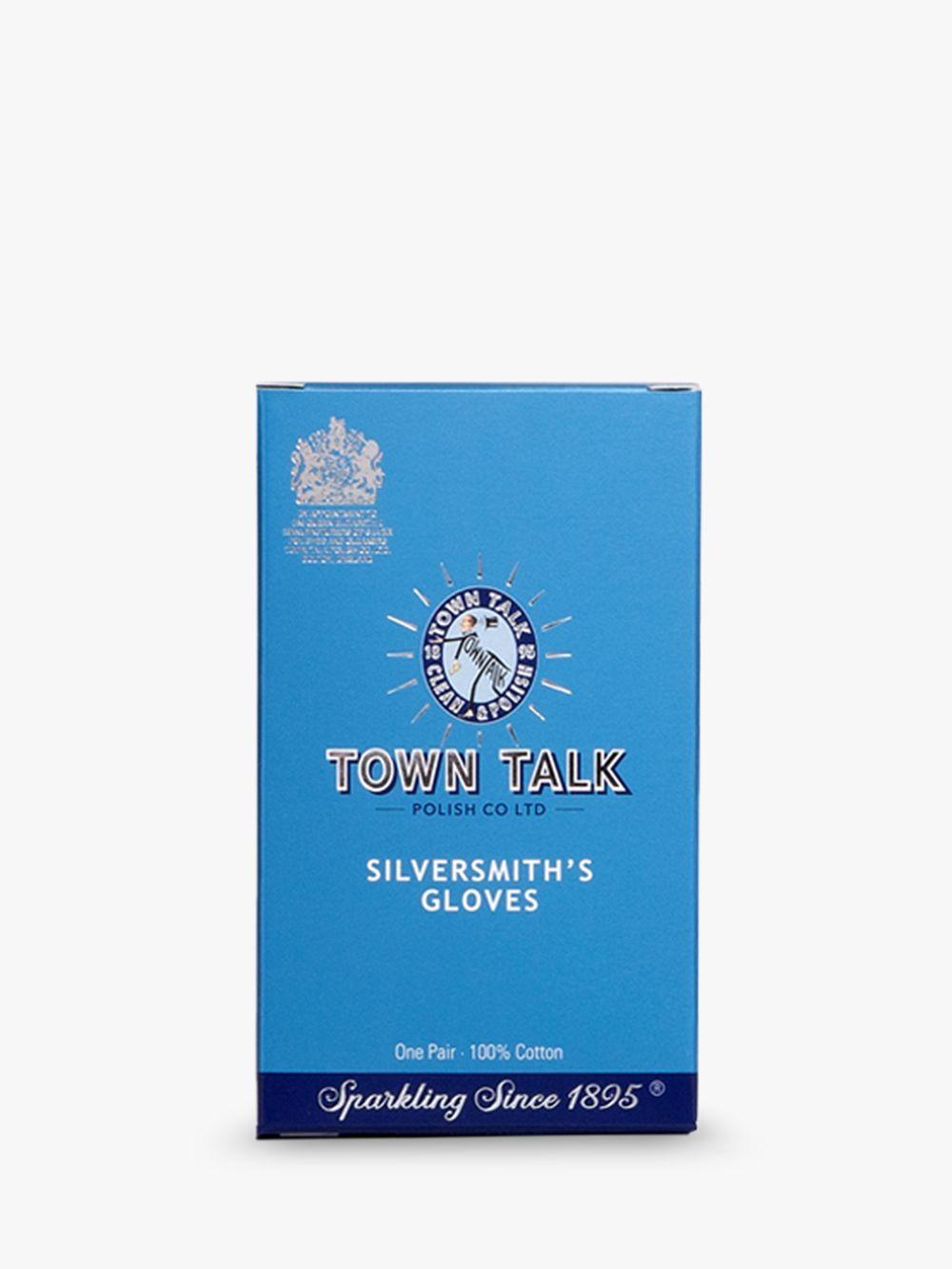 Town Talk Town Talk Luxury Silversmith's Gloves
