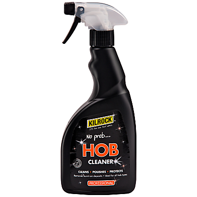 Kilrock Hob Cleaner Trigger Spray, 500ml