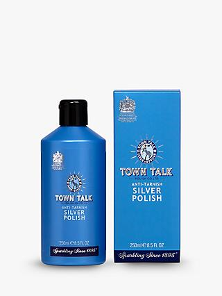 Town Talk Amazing Anti-Tarnish Silver Polish, 250ml