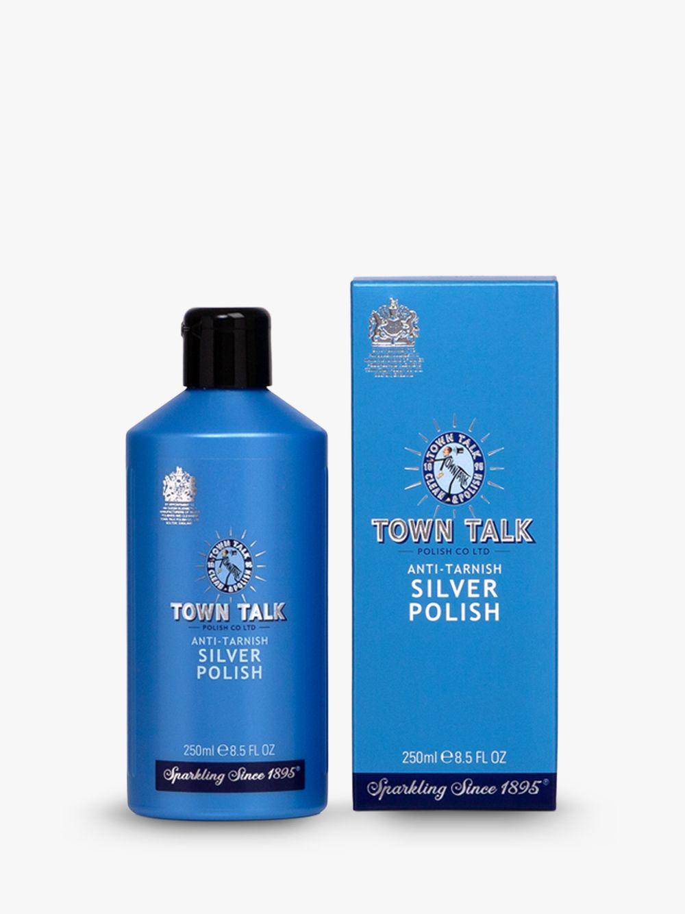 Town Talk Town Talk Amazing Anti-Tarnish Silver Polish, 250ml