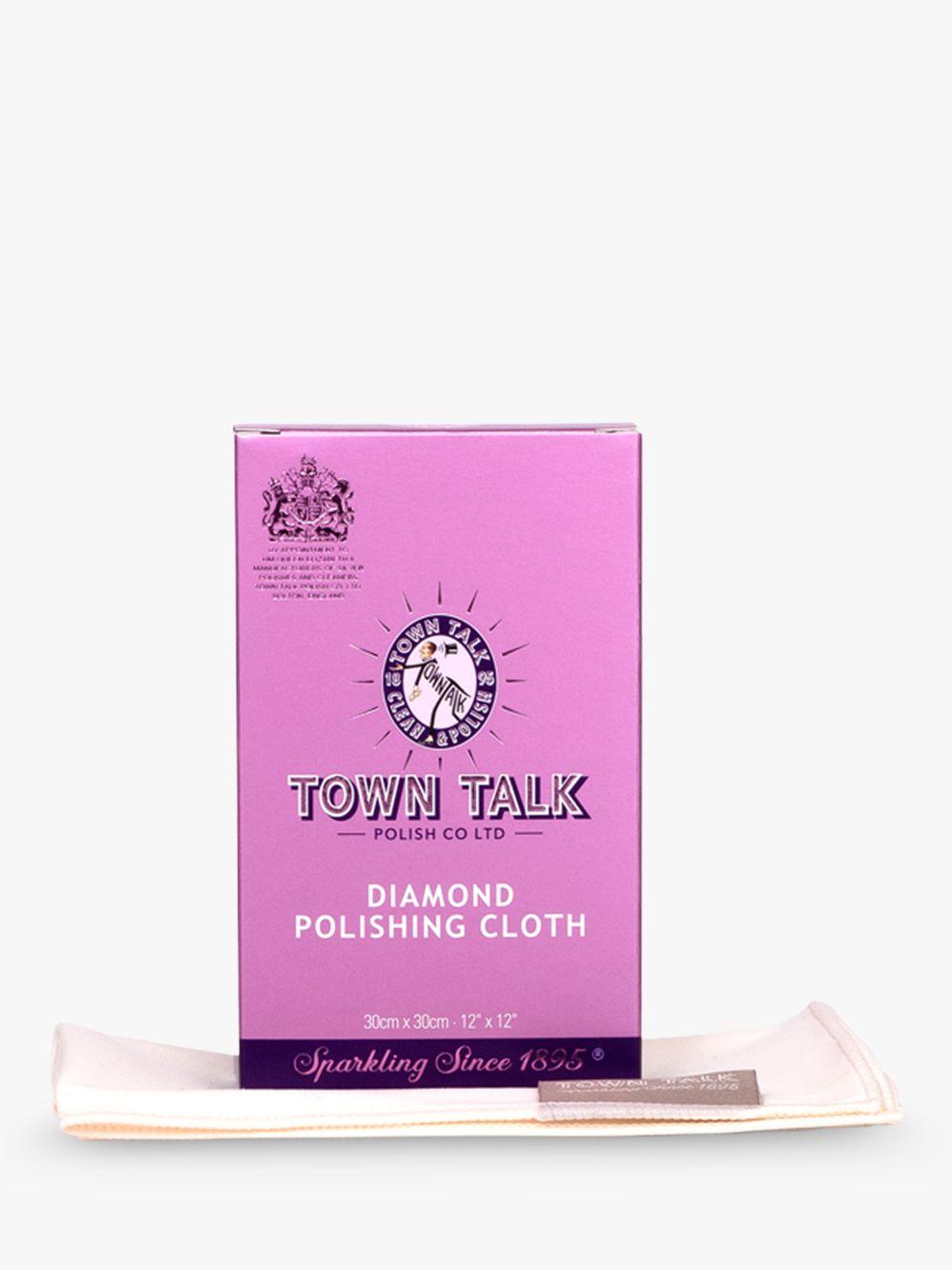 Town Talk Town Talk Diamond Polishing Cloth