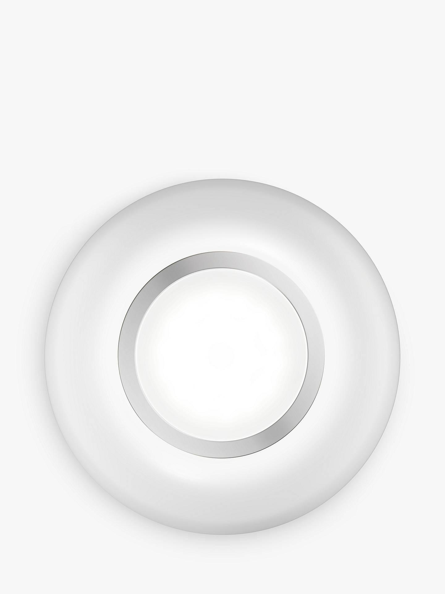 John Lewis Partners Lambda Circle Surface Recessed Led Light Kit Pack Of 2 White