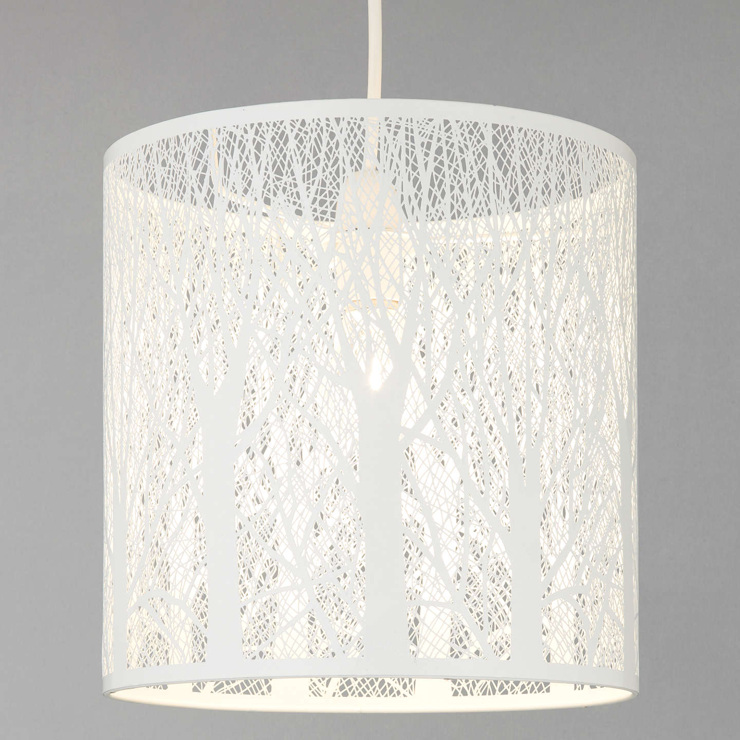 John lewis devon easy to fit ceiling shade small at john lewis buyjohn lewis devon easy to fit ceiling shade small white online at aloadofball Gallery