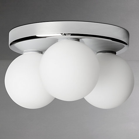 Bathroom Lights John Lewis buy john lewis harlow bathroom ceiling light | john lewis