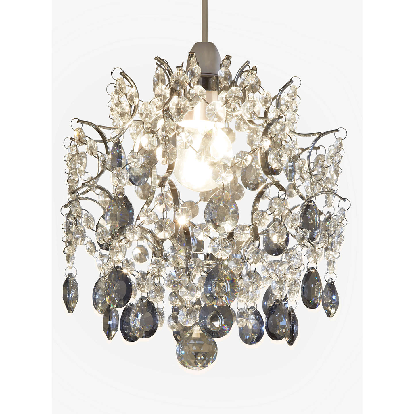 John lewis easy to fit baroque ceiling pendant shade at john lewis buyjohn lewis easy to fit baroque ceiling pendant shade online at johnlewis aloadofball Gallery