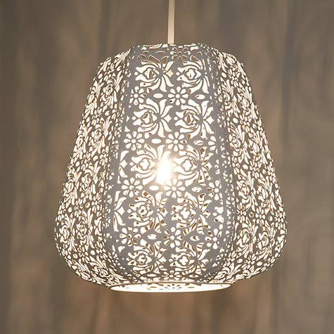 light shades for bedrooms buy lewis easy to fit rosanna ceiling pendant shade 15861