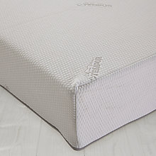 Buy Tempur Sensation 21 Memory Foam Mattress, Medium, Super King Size Online at johnlewis.com