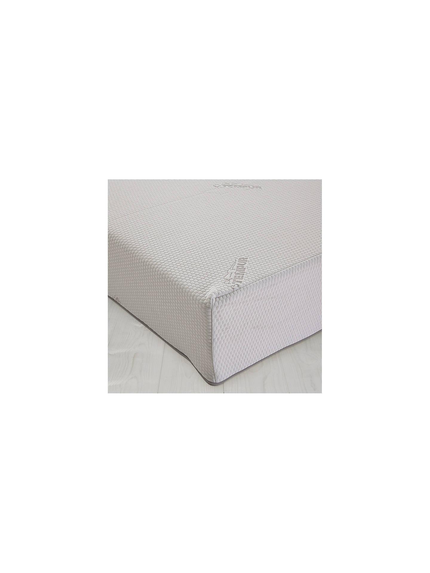 tempur sensation 21 memory foam mattress medium double. Black Bedroom Furniture Sets. Home Design Ideas