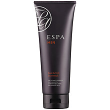 Buy ESPA Men's Dual-Action Shavemud, 200ml Online at johnlewis.com