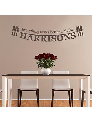 brown | wall stickers | john lewis & partners