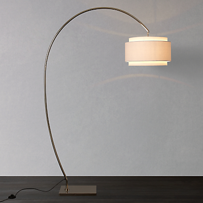 Product photo of John lewis evie curve floor lamp