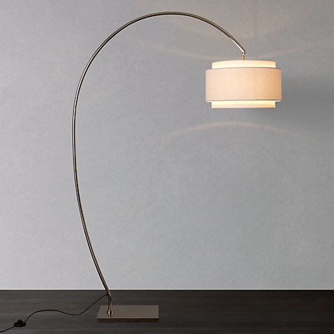 Buy John Lewis Evie Curve Floor Lamp Online at johnlewis.com