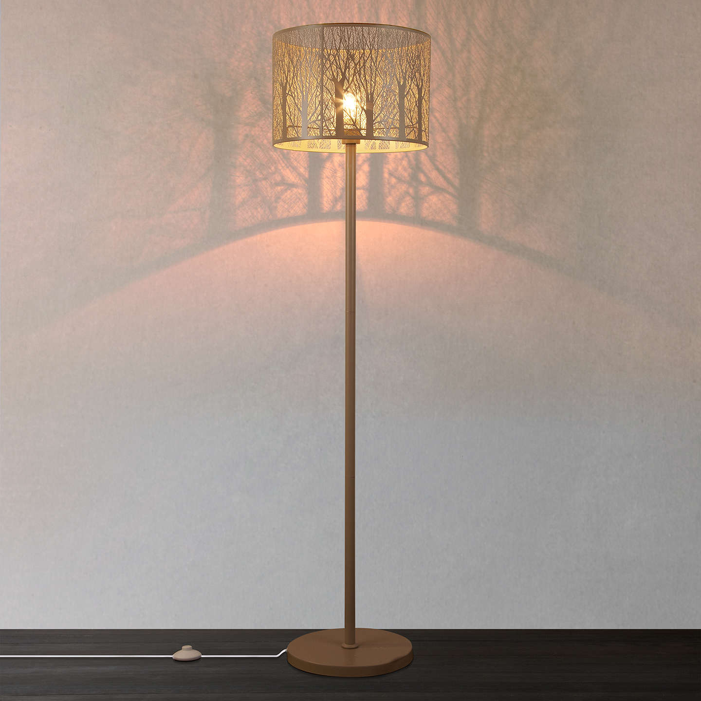 John lewis devon large floor lamp taupe at john lewis buyjohn lewis devon large floor lamp taupe online at johnlewis mozeypictures