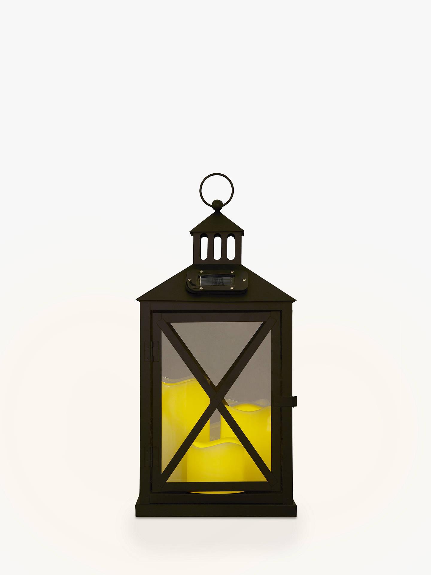 John Lewis Partners Hartford Outdoor Lantern Large