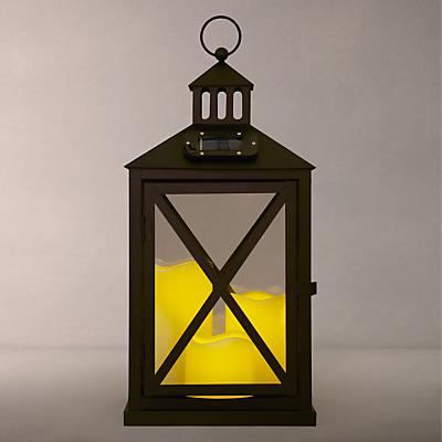 John Lewis Hartford Outdoor Lantern, Large