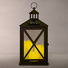 Buy John Lewis Hartford Outdoor Lantern, Large Online at johnlewis.com