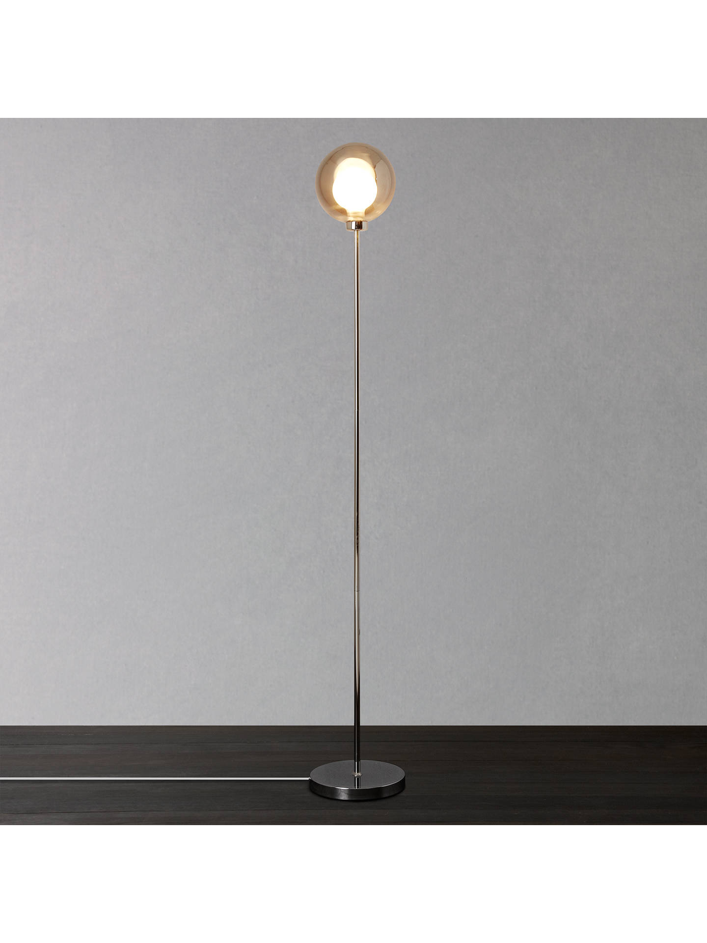 John Lewis Jake Touch Floor Lamp At